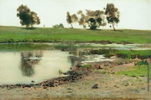Левитан И. И. Пейзаж