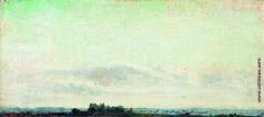 Левитан И. И. Пейзаж. Дали