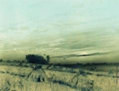 Левитан И. И. Сжатое поле