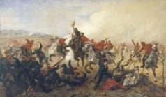 Мазуровский В. В. Дело при селении Телише в 1877 году
