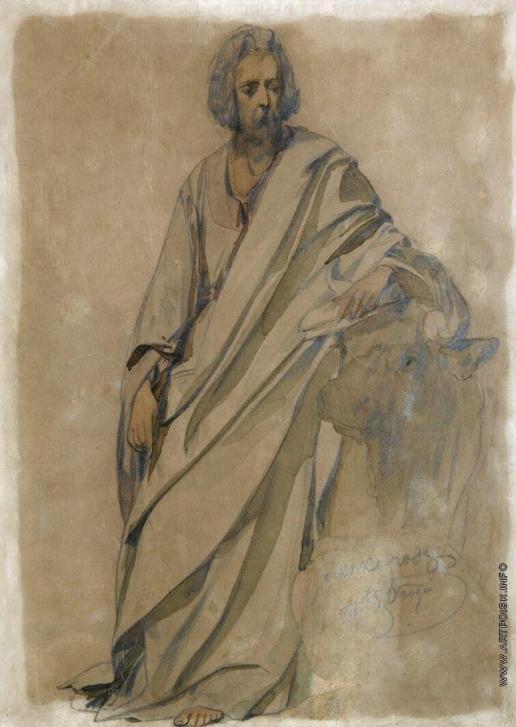 Макаров И. К. Евангелист Лука