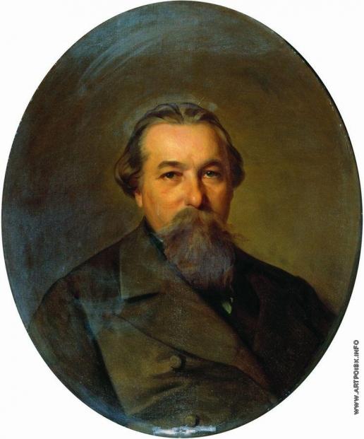 Макаров И. К. Портрет Андрея Федоровича Карпова