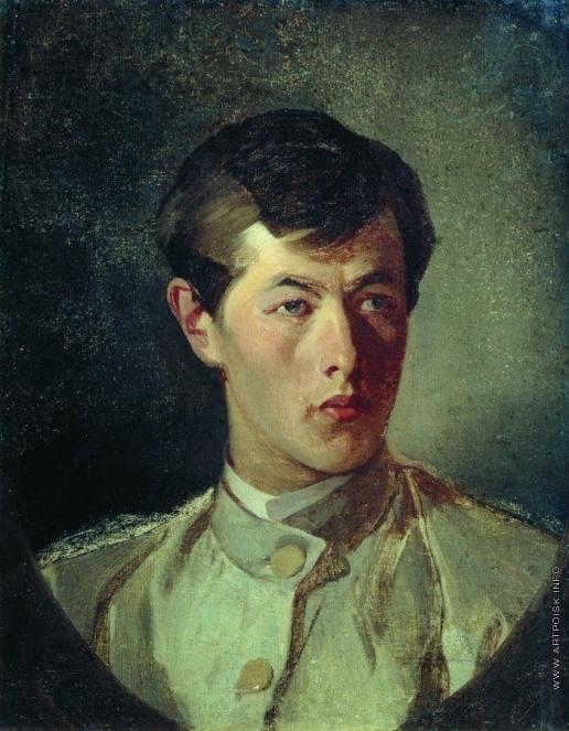 Макаров И. К. Портрет И.И. Макарова, сына художника