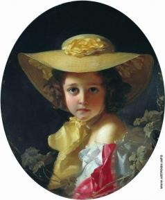 Макаров И. К. Портрет графини М.П.Толстой