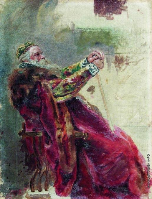 Маковский К. Е. Боярин