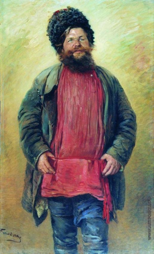 Маковский К. Е. Казак