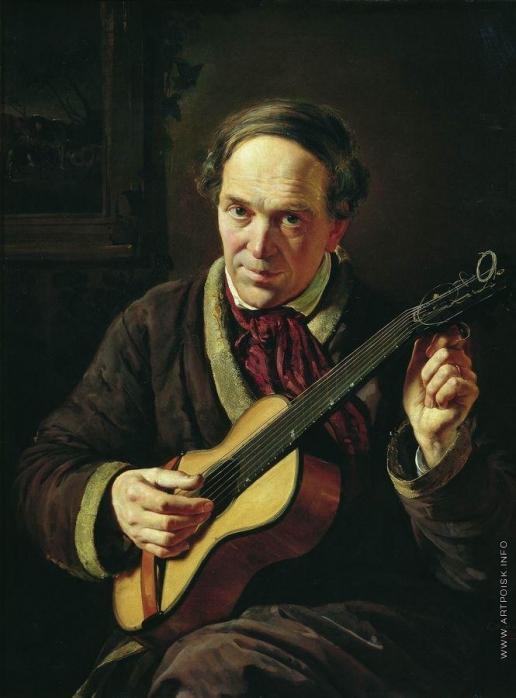 Маковский К. Е. Портрет Е.И. Маковского, отца художника