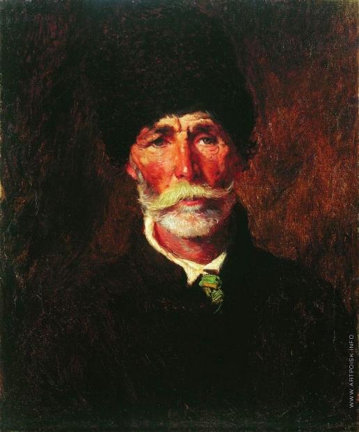 Маковский К. Е. Портрет Евфима Осиповича Гиленченко