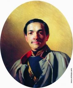 Маковский К. Е. Портрет неизвестного