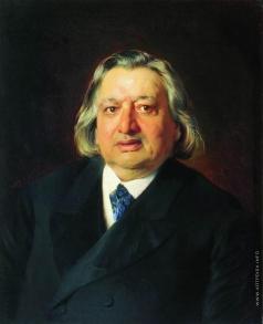 Маковский К. Е. Портрет оперного артиста О.А.Петрова