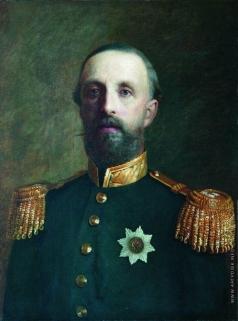 Маковский К. Е. Принц Оскар Бернадот, герцог Остготландии. 1860-