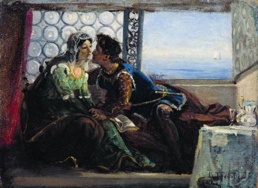 Маковский К. Е. Ромео и Джульетта