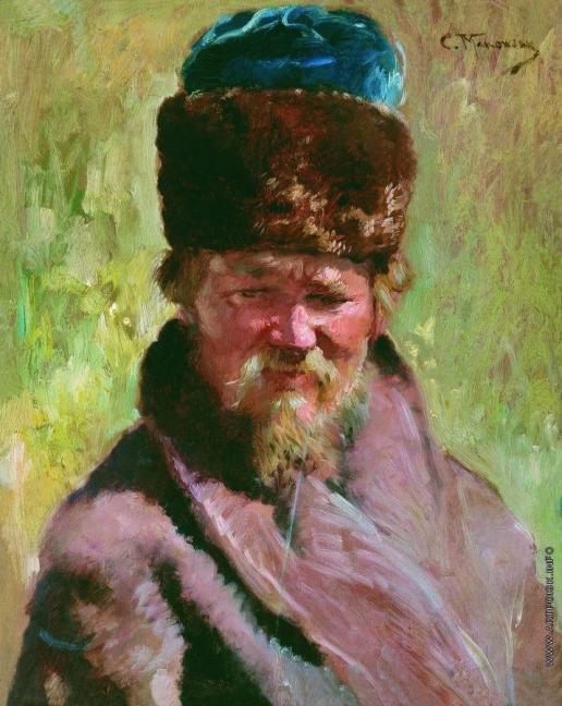 Маковский К. Е. Ямщик
