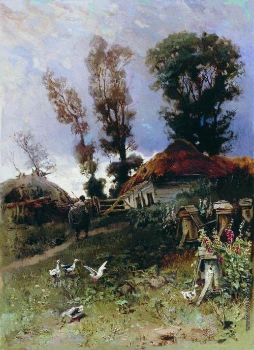 Маковский Н. Е. Пасека