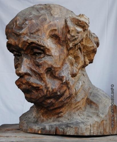 Абакумцев Н. И. Мужской портрет