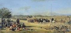 Манизер Г. М. Эпизод из русско-турецкой войны 1877—1878 годов