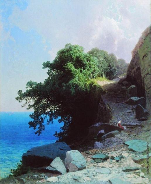 Мещерский А. И. Морской вид