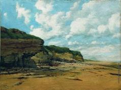 Мещерский А. И. Скалистый берег