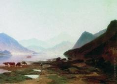 Мещерский А. И. Швейцарский вид