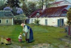 Милорадович С. Д. С полудня