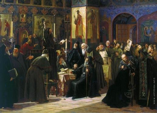 Милорадович С. Д. Черный собор. Восстание Соловецкого монастыря против новопечатных книг в 1666 году