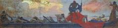 Мясоедов И. Г. Венецианские купцы-разбойники