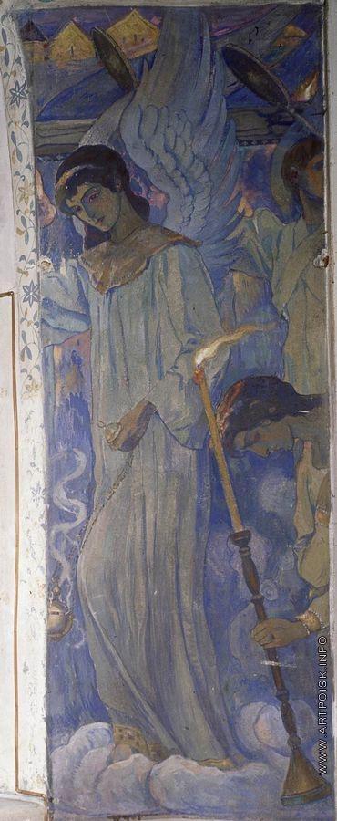 Нестеров М. В. Божественная литургия