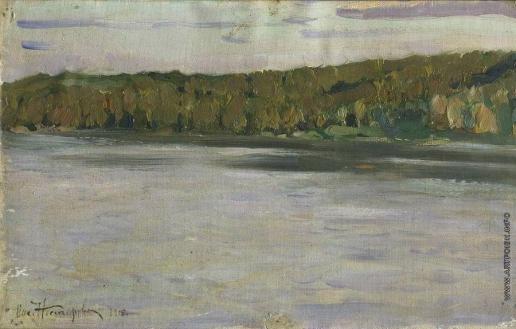 Нестеров М. В. Река