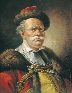 Орловский А. О. Портрет польского шляхтича