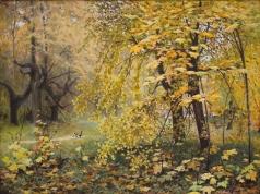 Остроухов И. С. Золотая осень