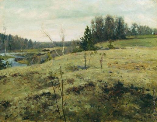 Остроухов И. С. Ранней весной