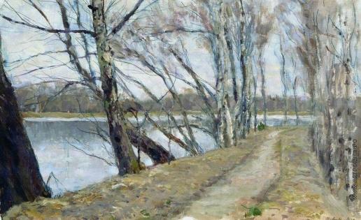 Остроухов И. С. Ранняя весна