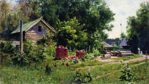 Поленов В. Д. Дворик
