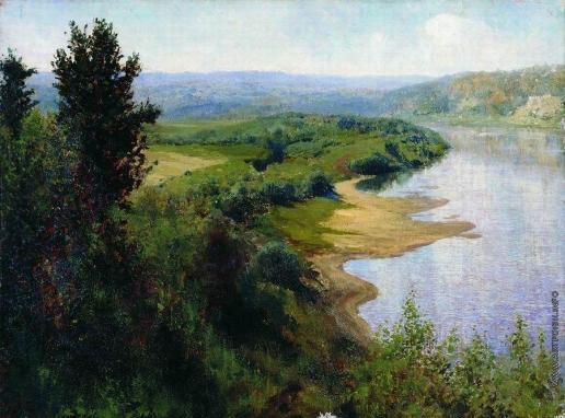 Поленов В. Д. Река