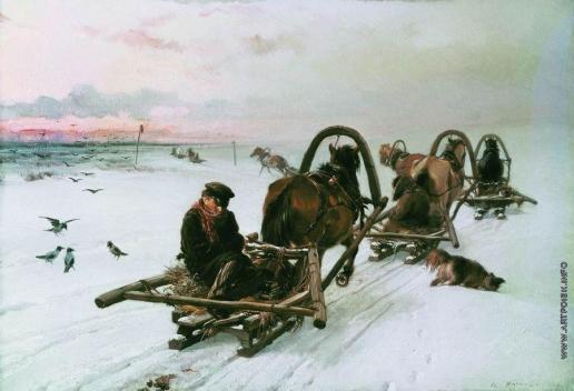 Прянишников И. М. Порожняки
