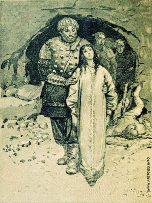 Рябушкин А. П. Добрыня Никитич