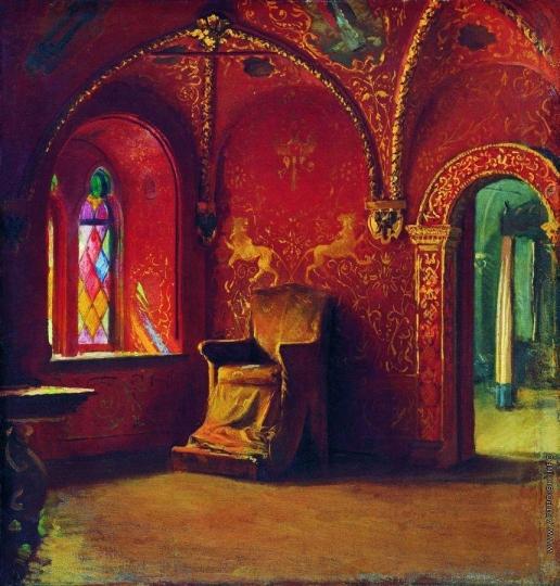 Рябушкин А. П. Красная палата