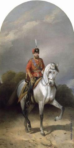 Сверчков Н. Е. Александр III