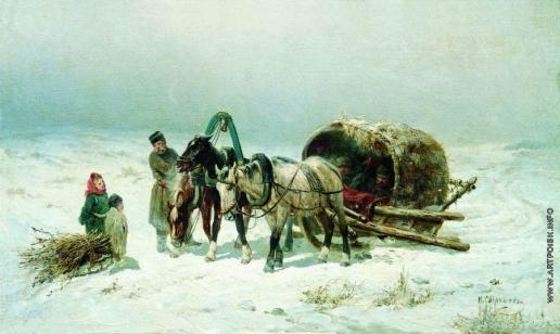 Сверчков Н. Е. Откуда дровишки