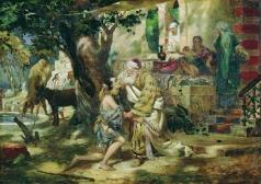 Семирадский Г. И. Блудный сын