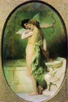 Семирадский Г. И. Красота и любовь