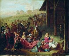 Семирадский Г. И. Святое семейство