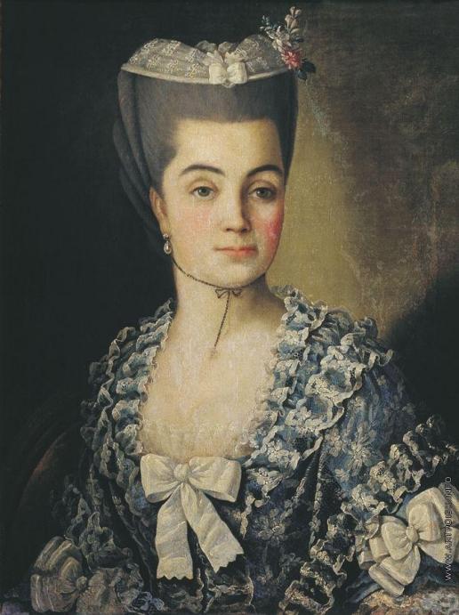 Сердюков Г. Женский портрет