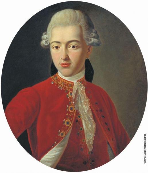 Сердюков Г. Портрет И.И. Воронцова
