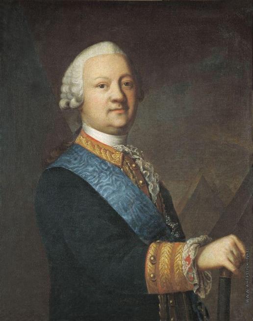 Сердюков Г. Портрет графа П.И. Панина. Не позднее
