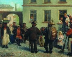 Соломаткин Л. И. Бродячие музыканты