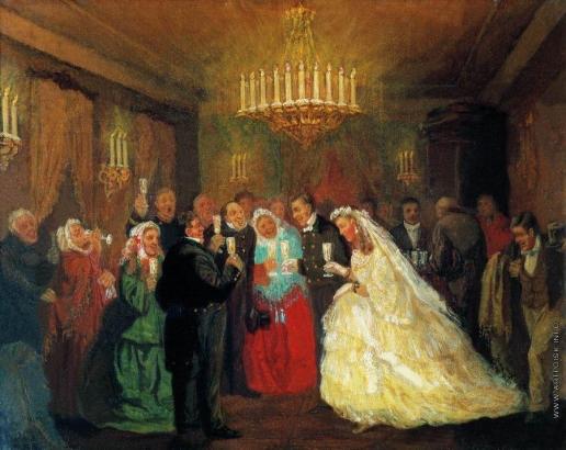 Соломаткин Л. И. Свадьба