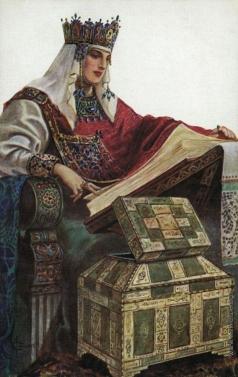 Соломко С. С. Апраксия Королевична