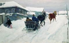 Степанов А. С. Глухая провинция