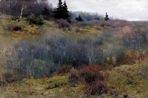 Степанов А. С. Осень